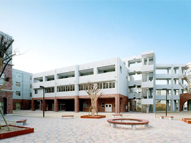 八幡南高等学校